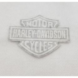 Adesivo con scritta Harley...