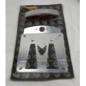 Coppia Specchietti BIKE IT Universali MRU017