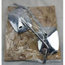 Specchietto Sx Carbonio FAR Universale Manubrio