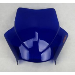Cupolino blu per moto...