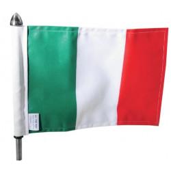 Bandiera italiana da moto...