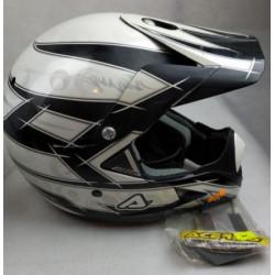 Casco da motocross Acerbis...