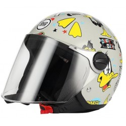 Casco jet Bimbo Warner Bros...