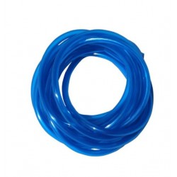 Tubo benzina colore blu...