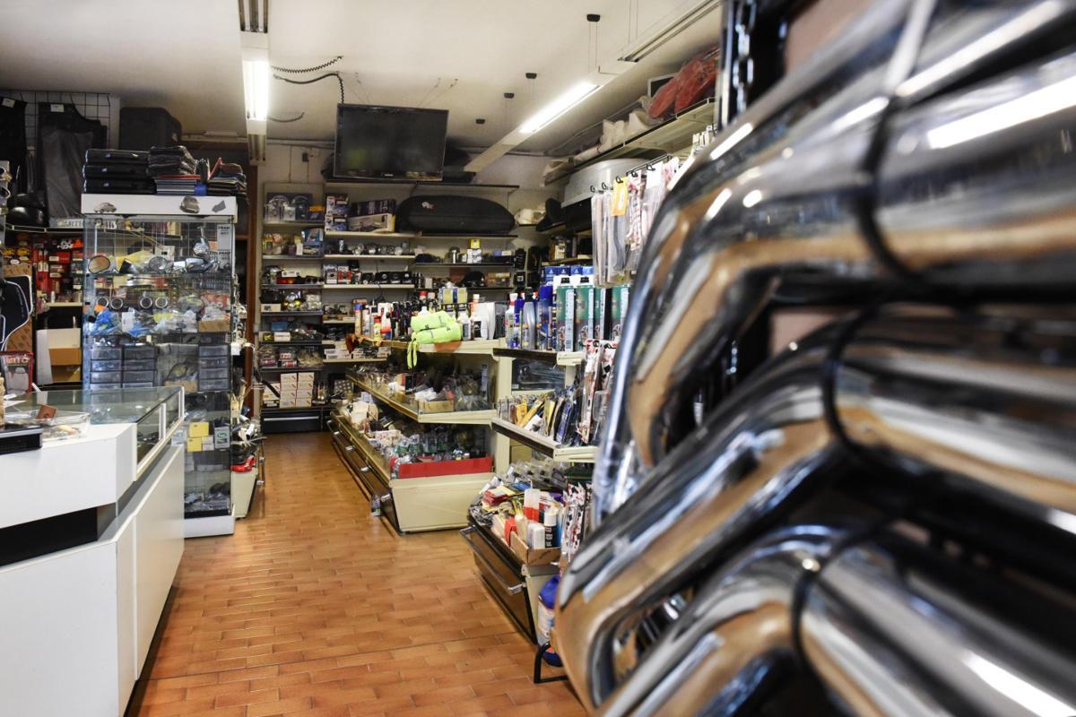 foto panico febo negozio interno 1